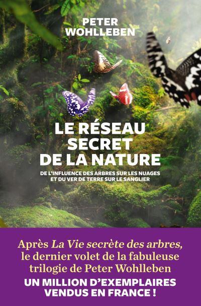 Couverture Le réseau secret de la nature