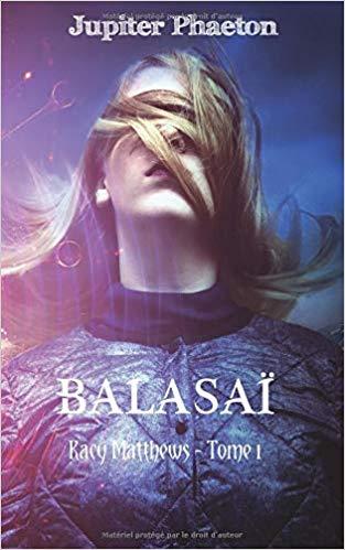 Couverture Kacy Matthews, tome 1 : Balasaï