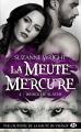 Couverture La meute Mercure, tome 4 : Bracken Slater Editions Milady (Bit-lit) 2019
