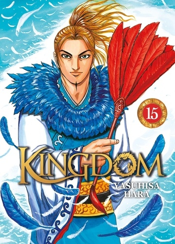 Couverture Kingdom, tome 15