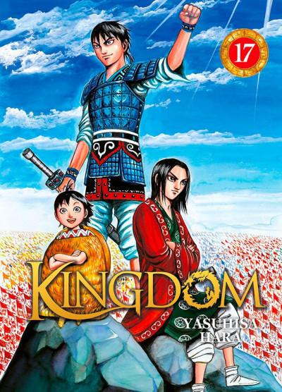 Couverture Kingdom, tome 17