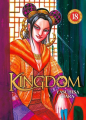Couverture Kingdom, tome 18  Editions Meian 2019
