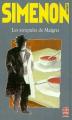 Couverture Les Scrupules de Maigret Editions Le Livre de Poche 2000