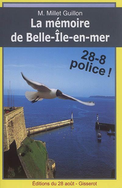 Couverture La mémoire de Belle-Île-en-mer