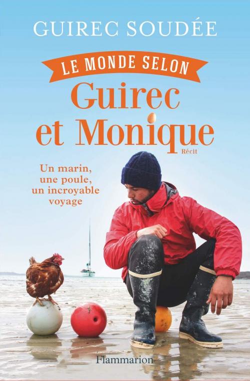 Couverture Le monde selon Guirec et Monique