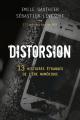 Couverture Distorsion : 13 histoires étranges de l'ère numérique Editions HLab 2019