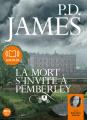 Couverture La mort s'invite à Pemberley Editions Audiolib 2013