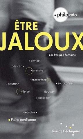 Couverture Etre jaloux