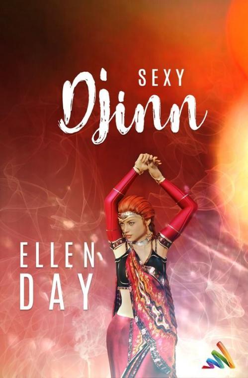 Couverture Sexy Djinn