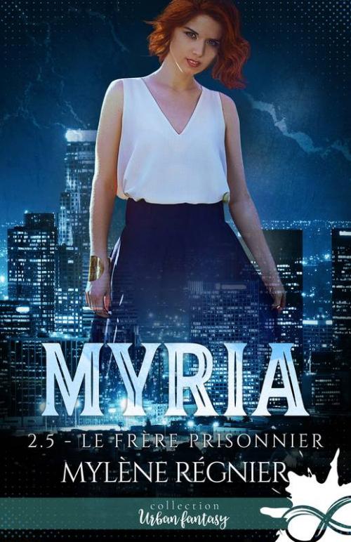 Couverture Myria, tome 2.5 : Le Frère prisonnier
