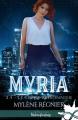 Couverture Myria, tome 2.5 : Le Frère prisonnier Editions Infinity (Urban fantasy) 2019