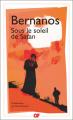 Couverture Sous le soleil de Satan Editions Flammarion (GF) 2019