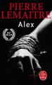 Couverture Alex Editions Le Livre de Poche (Thriller) 2019