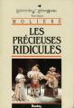 Couverture Les Précieuses ridicules Editions Bordas 1984