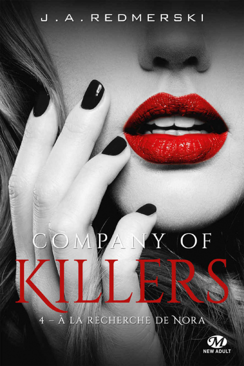 Couverture Company of Killers, tome 4 : A la recherche de Nora