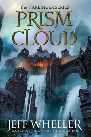 Couverture Harbinger, book 4: Prism Cloud