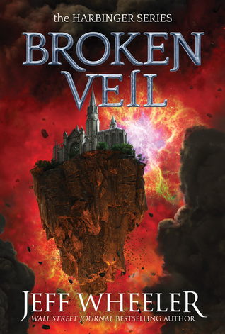 Couverture Harbinger, book 5: Broken Veil