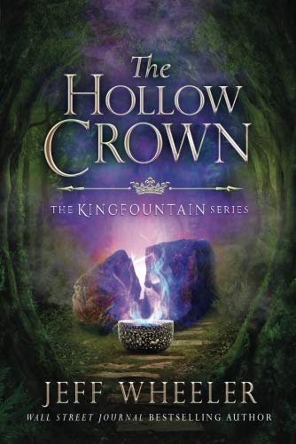 Couverture Kingfountain, book 4: The Hollow Crown