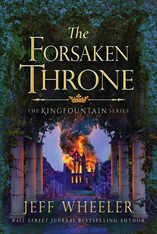 Couverture Kingfountain, book 6: The Forsaken Throne