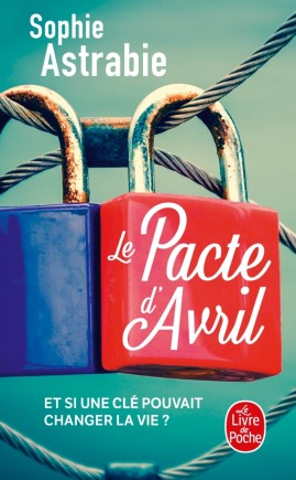 Couverture Le pacte d'Avril