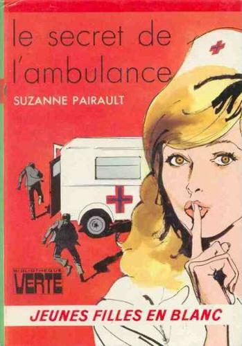 Couverture Le secret de l'ambulance
