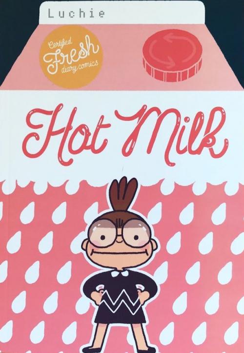 Couverture Hot Milk
