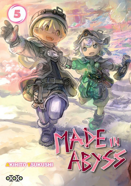 Couverture Made in Abyss, tome 5