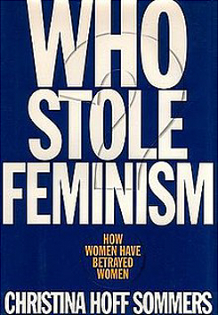 Couverture Who Stole Feminism?