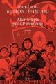 Couverture Aller simple pour Pyongyang Editions Exils 2018