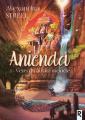 Couverture Anienda, tome 1 Editions Rebelle 2019