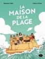Couverture La maison de la plage Editions Marabout (Marabulles) 2019