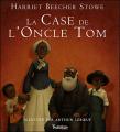 Couverture La case de l'oncle Tom (Leboeuf) Editions Tourbillon 2008