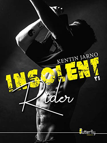 Couverture Insolent rider