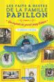 Couverture Les faits & gestes de la famille Papillon, tome 1 : Les exploits de grand-papy Robert Editions Casterman 2019