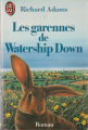 Couverture Les Garennes de Watership Down / Watership Down Editions J'ai Lu 1986