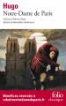 Couverture Notre-Dame de Paris Editions Folio  (Classique) 2019