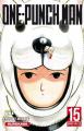Couverture One-punch man, tome 15 Editions Kurokawa 2019