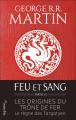 Couverture Feu et Sang, tome 1, partie 2 Editions Pygmalion (Fantasy) 2019
