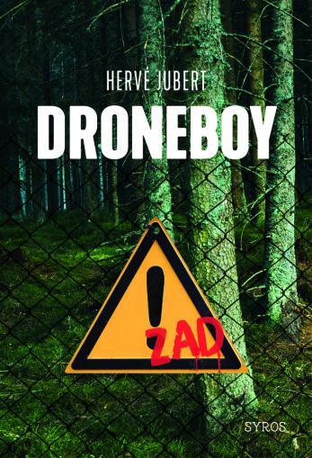 Couverture Droneboy