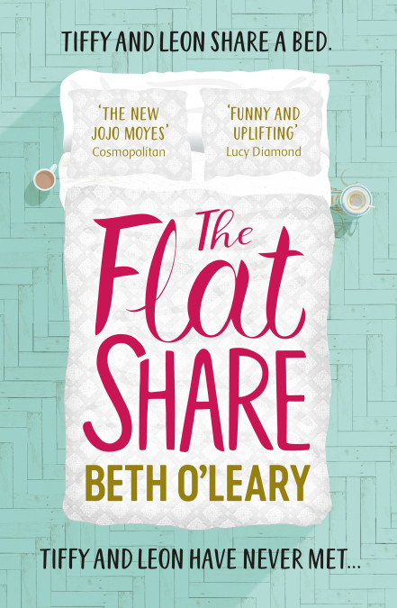 Couverture The Flatshare