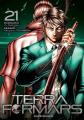 Couverture Terra Formars, tome 21 Editions Kazé (Seinen) 2018