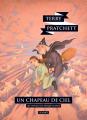 Couverture Un chapeau de ciel Editions L'Atalante (La Dentelle du cygne) 2018