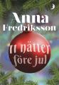 Couverture 11 nätter före jul Editions Mänpocket 2019