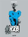 Couverture Open bar : 1re tournée Editions Delcourt 2019