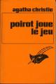 Couverture Poirot joue le jeu Editions Le Masque 1971