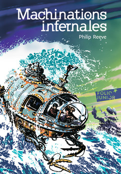 Couverture Mortal Engines, tome 3 : Machinations infernales