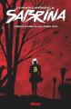 Couverture Les nouvelles aventures de Sabrina, tome 1 Editions Glénat (Comics) 2019