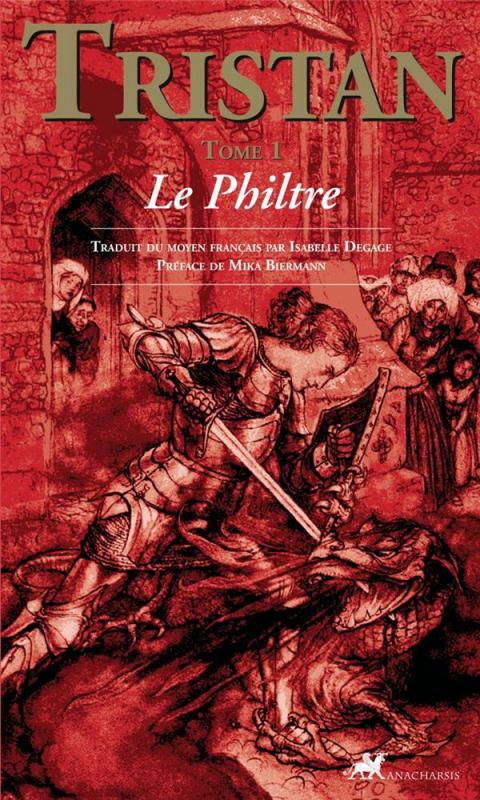 Couverture Tristan, tome 1 : Le philtre