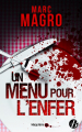 Couverture Un menu pour l'enfer Editions de Borée (Marge noire) 2019