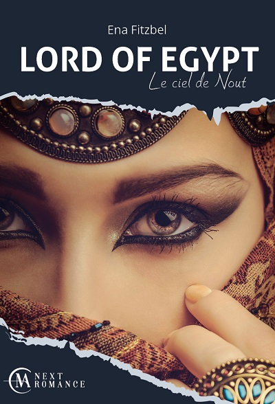 Couverture Lord of Egypt